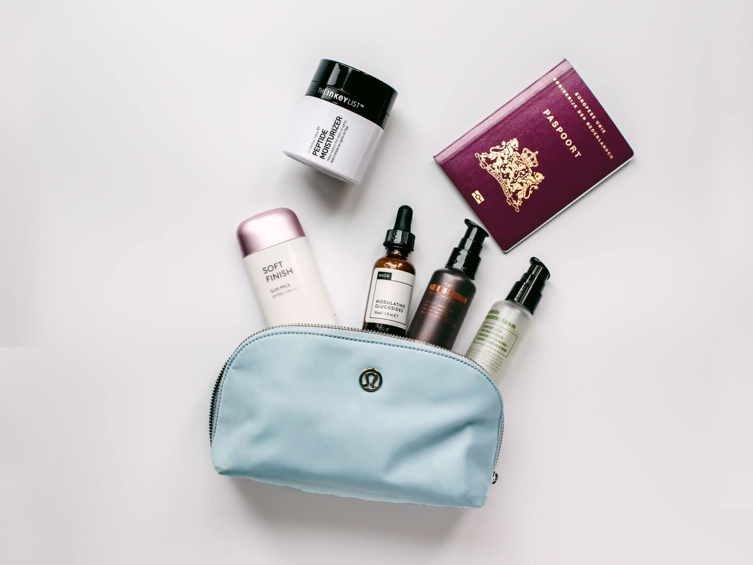 How to pack your travel skincare routine in a carry-on